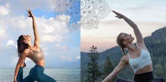 luyện tập yoga