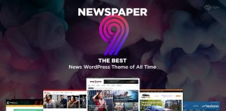 Theme Newspaper